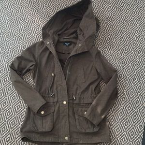 New Look Size 8 Petite Army Jacket